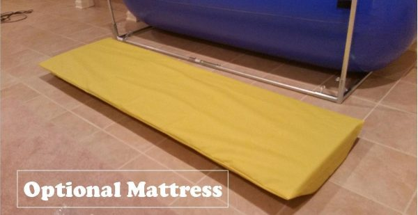 optional mattress