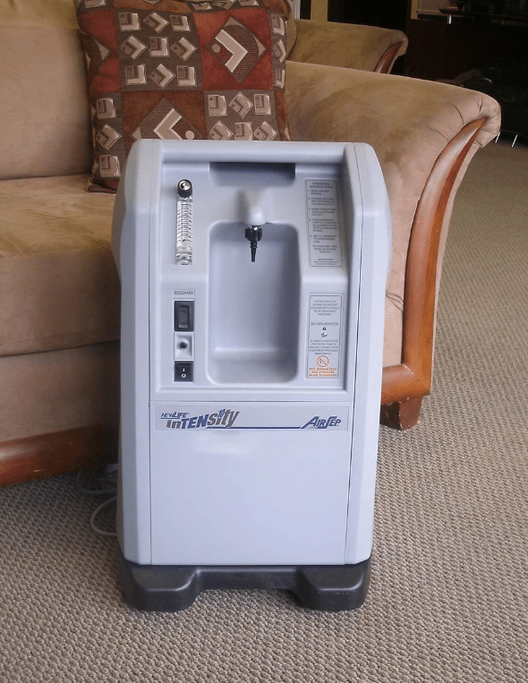 Airsep 10 liter 20 psi oxygen concentrator