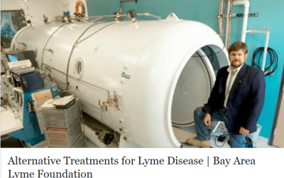 Bay Area Lyme Foundation Alternative Treatments for Lyme Disease