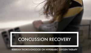 concussion recovery