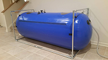hyperbaric oxygen chamber for sale