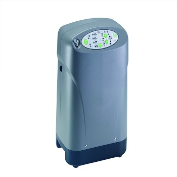 Devilbiss portable oxygen concentrator ds-c