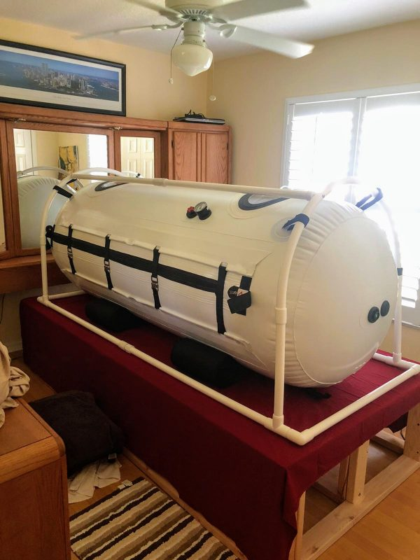 Summit to sea hyperbaric chambers
